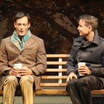 with Geoffrey Nauffts in NEXT FALL at the Geffen, 2011