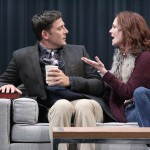 With Lesley Ann Warren in NEXT FALL at the Geffen, 2011
