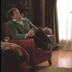 Ken Barnett in Taco Bell commercial