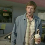 Ken Barnett in Honda commercial