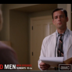 as Dr. Horton on MAD MEN